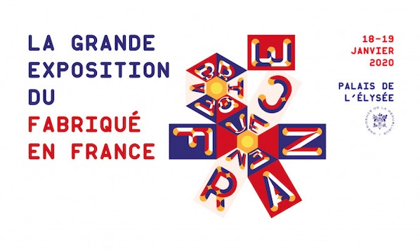 """Made in France - Exhibition Elysée Palace 01/2020"""