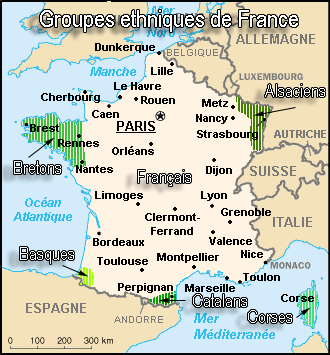 """French Geography - France and big cities"""