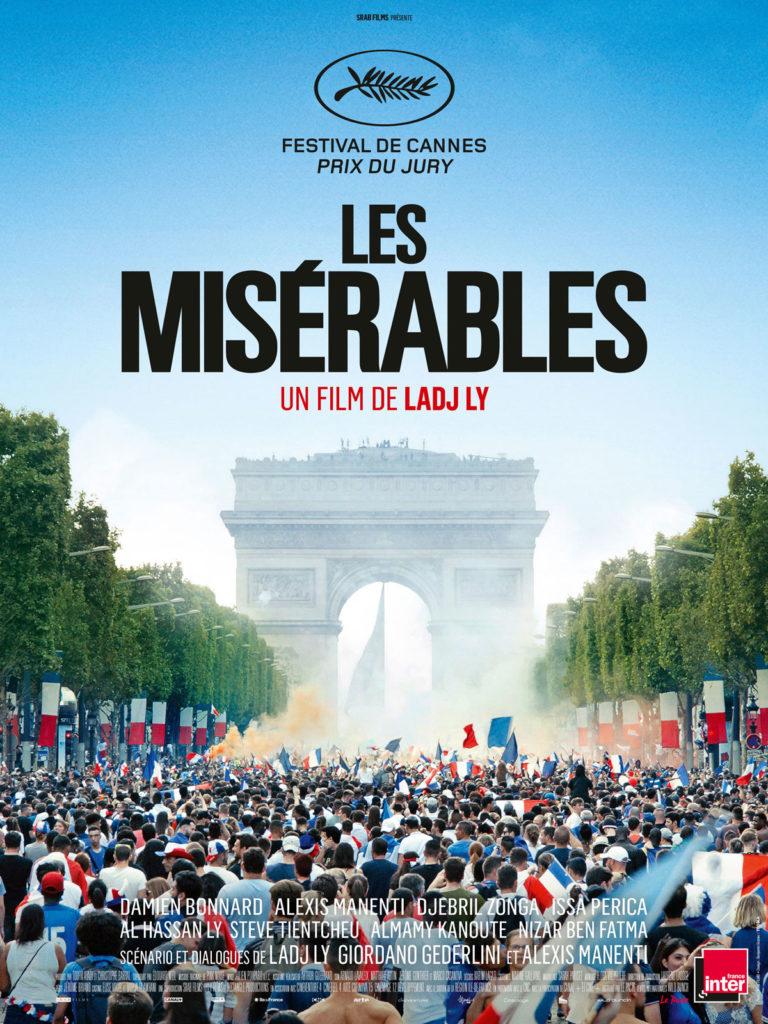 """""""Les Misérables - Film Poster"""""""