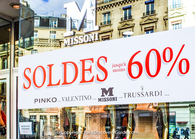 """ French sales in Paris 2020"""