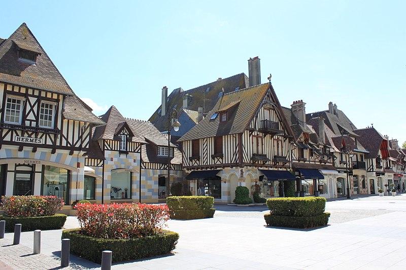 """""""Paris Deauville - Centre ville de Deauville"""""""