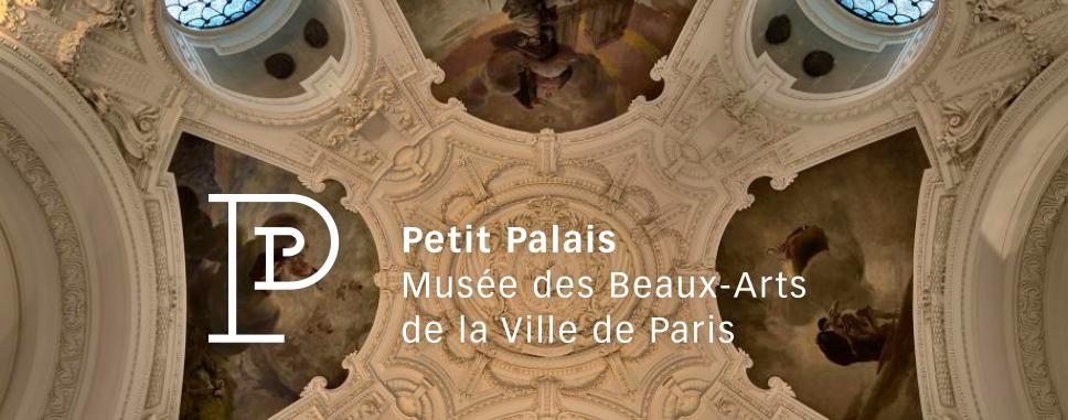 """Visit Paris on your sofa - Petit Palais"""