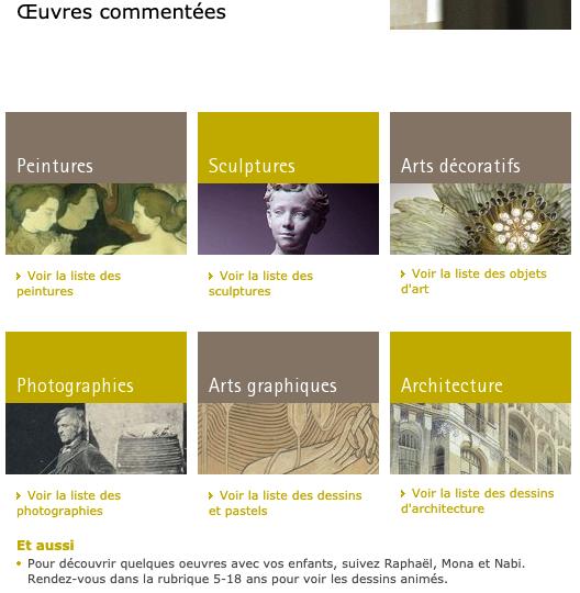 """""""Visit Paris on your sofa - Musée d'Orsay"""""""