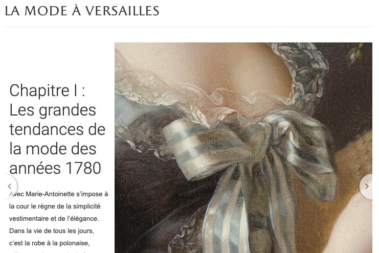 """Visit Paris on your sofa - Versailles and Marie-Antoinette Fashion"""