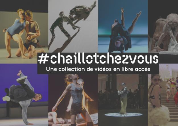 """""""Visit Paris on your sofa - Théâtre Chaillot"""""""