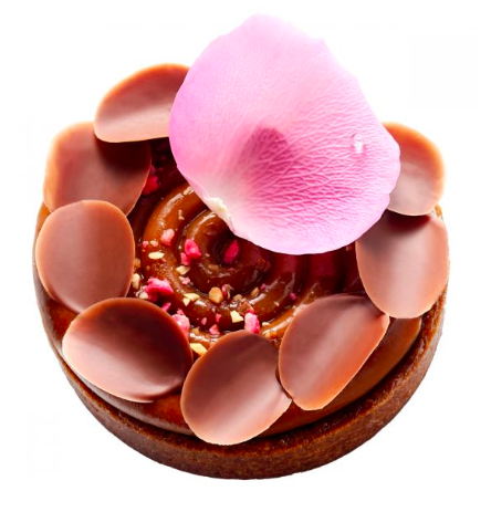 """""""Pierre Hermé Ispahan cake - Rose des sables, Printemps 2020"""""""